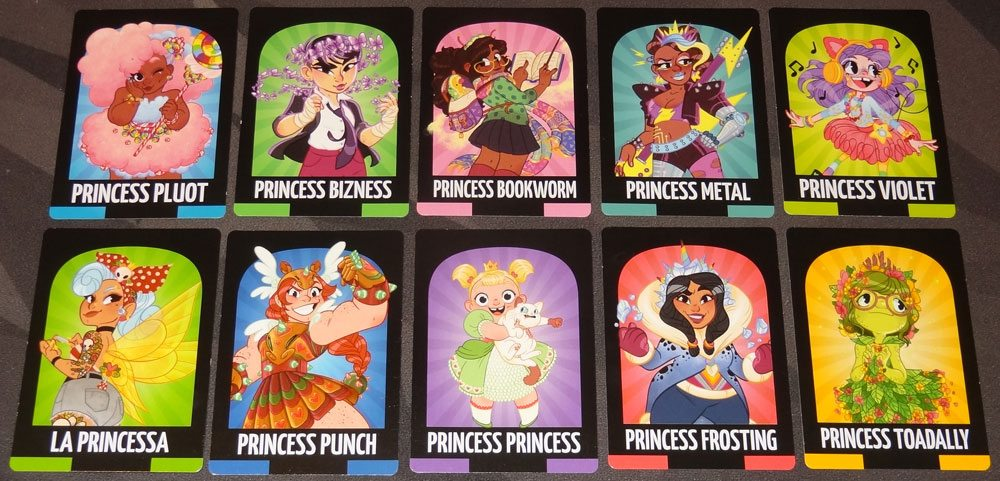 Sparkle*Kitty princesses