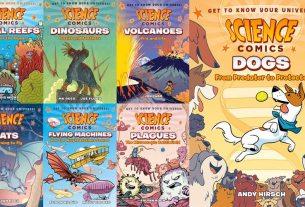 Stack Overflow: Science Comics