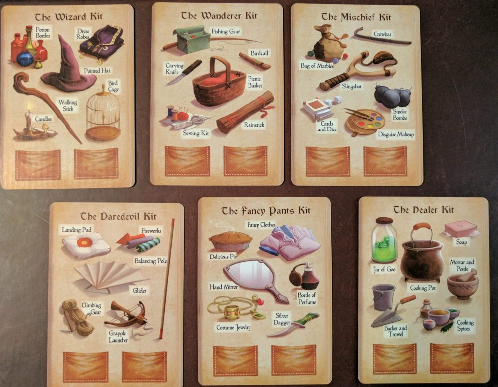 Storm Hollow Preludes Adventure Kit Cards