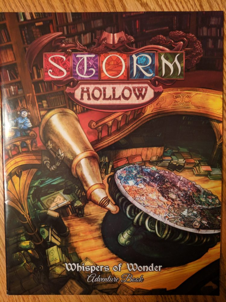 Storm Hollow Whispers of Wonder Booklet