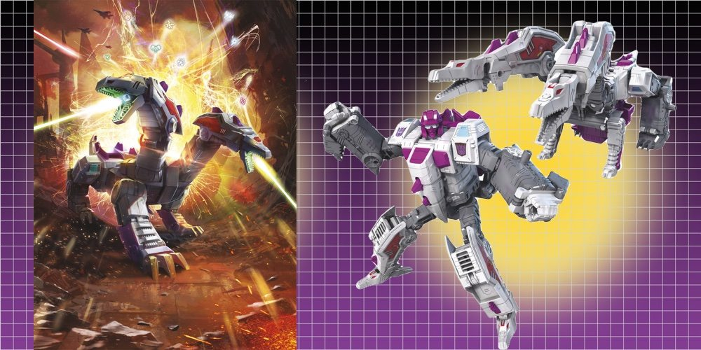 Transformers Terrorcons Unleashed at NYCC, Is Monstructor Next?