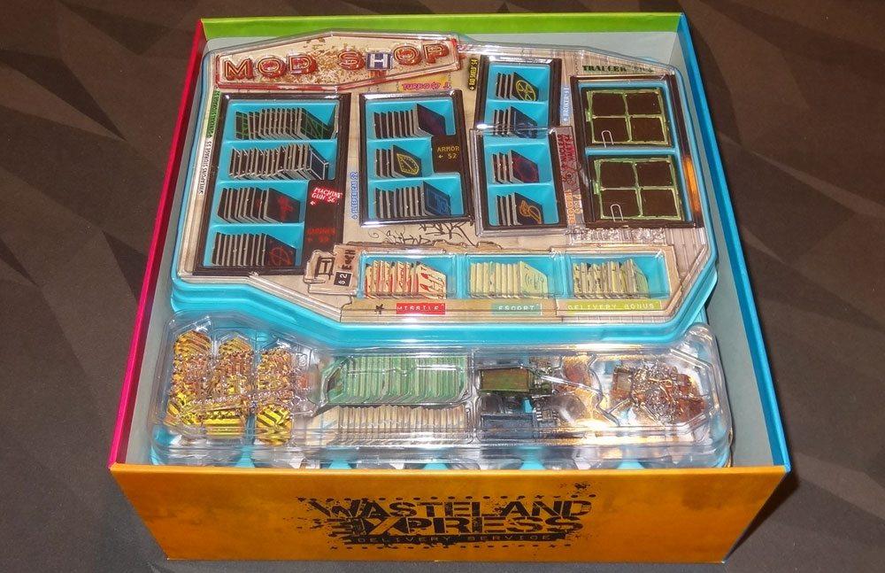 Wasteland Express box
