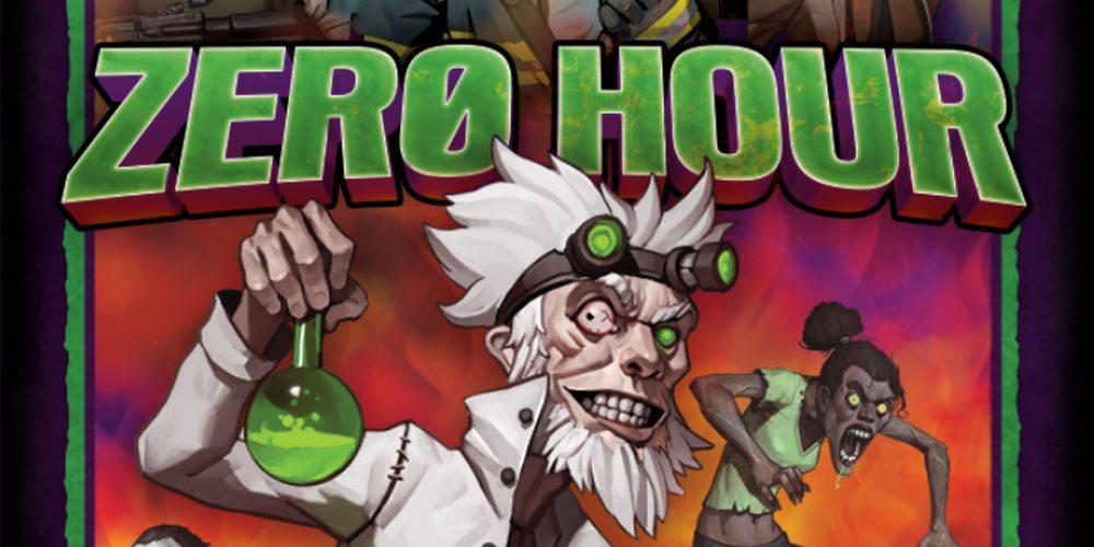 Kickstarter Tabletop Alert: Work Together to Survive 'Zero Hour'