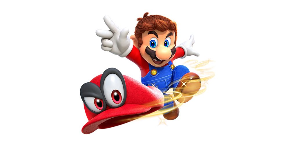 Mario and Cappy