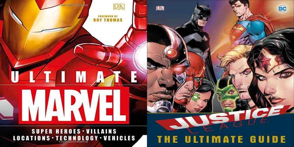 DK Ultimate Comic Book Guides