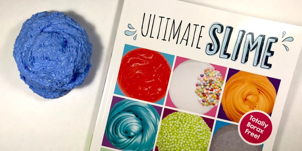 'Ultimate Slime' Is The Ultimate Book for Slime Makers