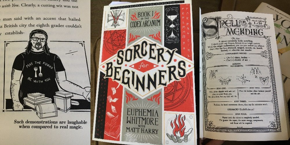 'Sorcery for Beginners' Is Magical