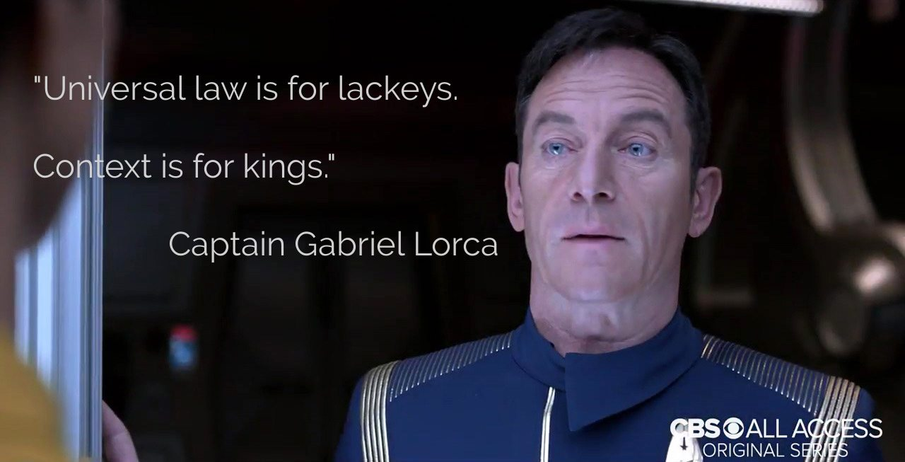 "'Star Trek: Discovery' ""Context Is for Kings"": Recap, Reactions, and Ruminations"
