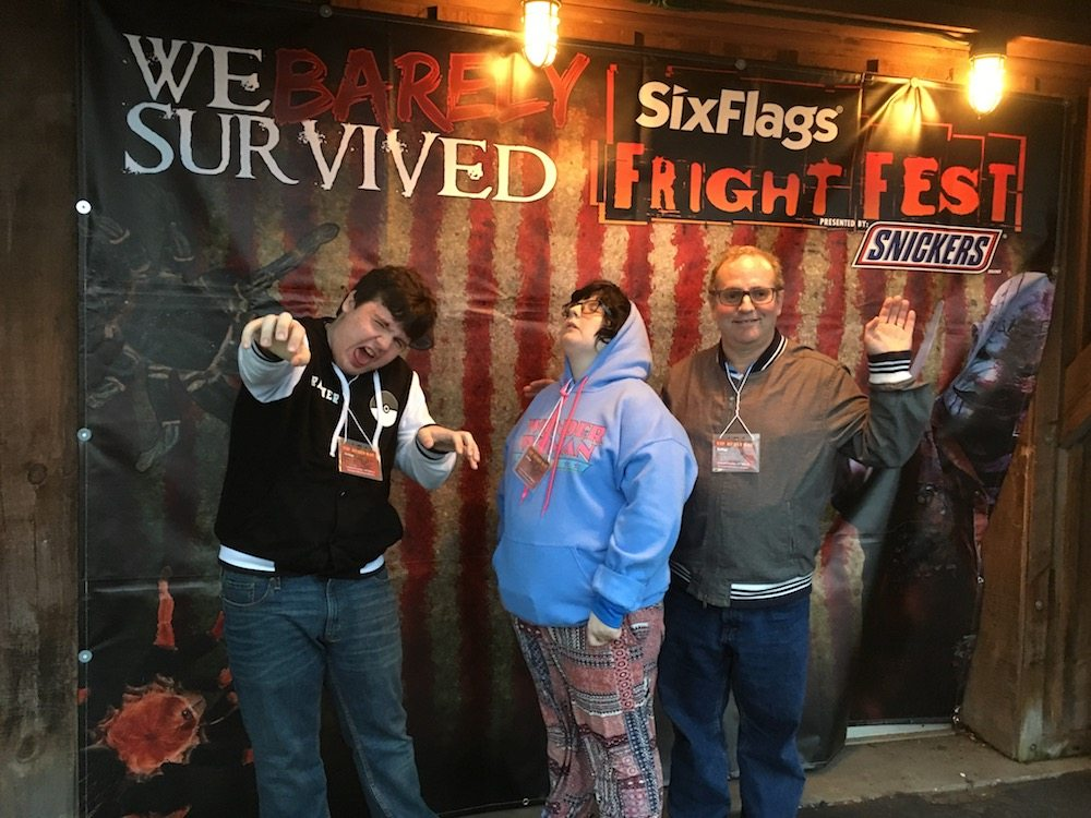 Six Flags Fright Fest: Frightening Fun