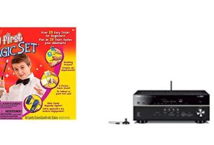 Geek Daily Deals 111617 science kits surround tuner amp