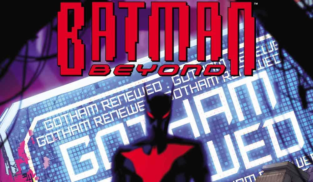 DC Comics Reviews – Batman Beyond #14: Classic McGuinness