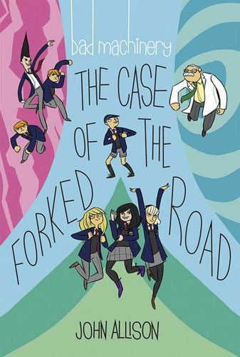 Bad Machinery 7
