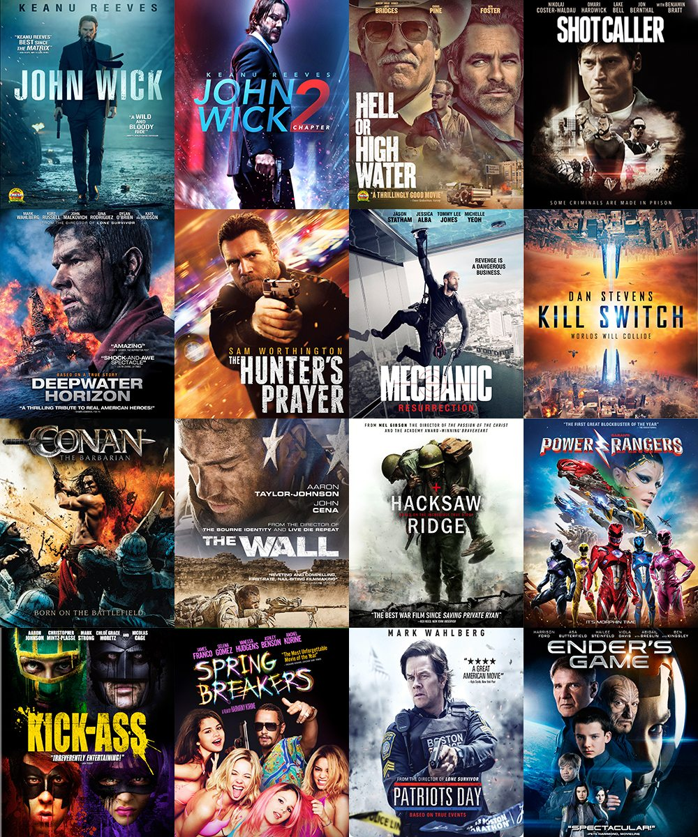 Black Friday Digital Movie Bundle Giveaway: Lionsgate Movies