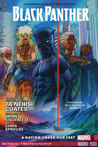 Black Panther Volume 1