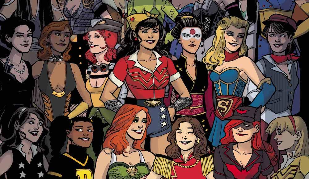 DC Comics Reviews: Bombshells United #6