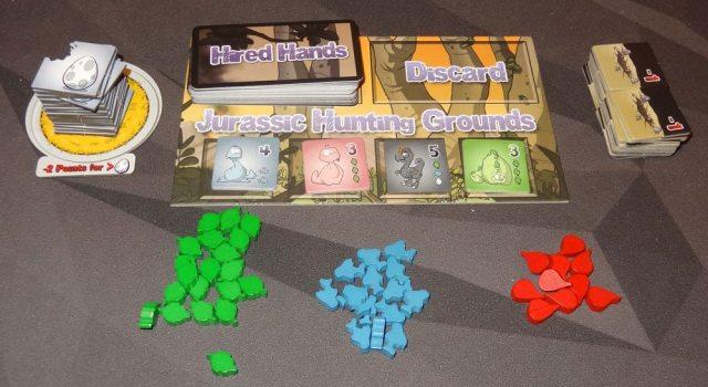 Dino Dude Ranch: Hatchlings setup