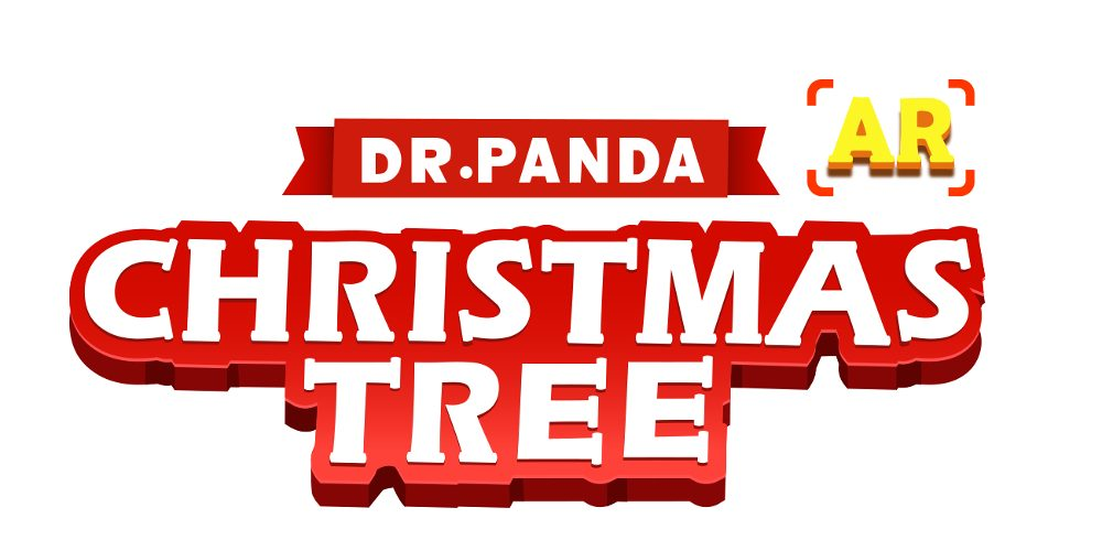 Dr. Panda Christmas Tree