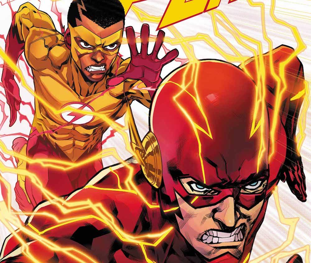 The Flash 35, 2017 cover