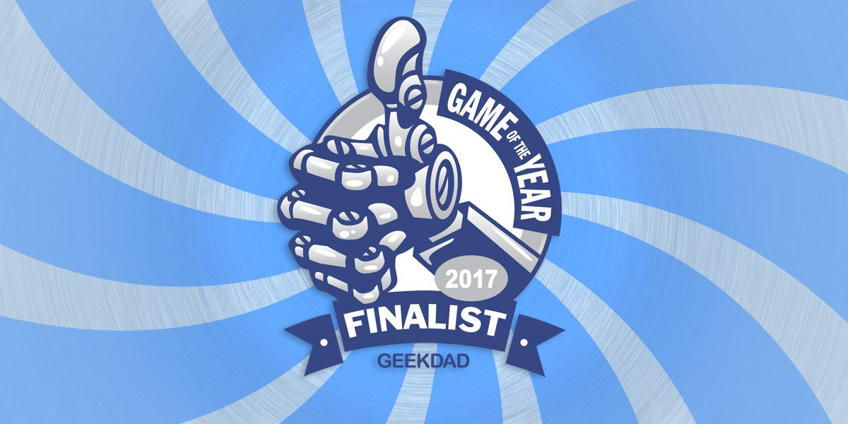Announcing the 2017 GeekDad Game of the Year Finalists