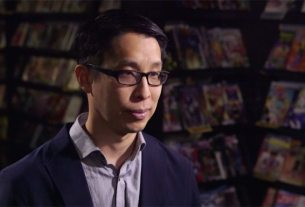 Gene Yang - Articulate Interview