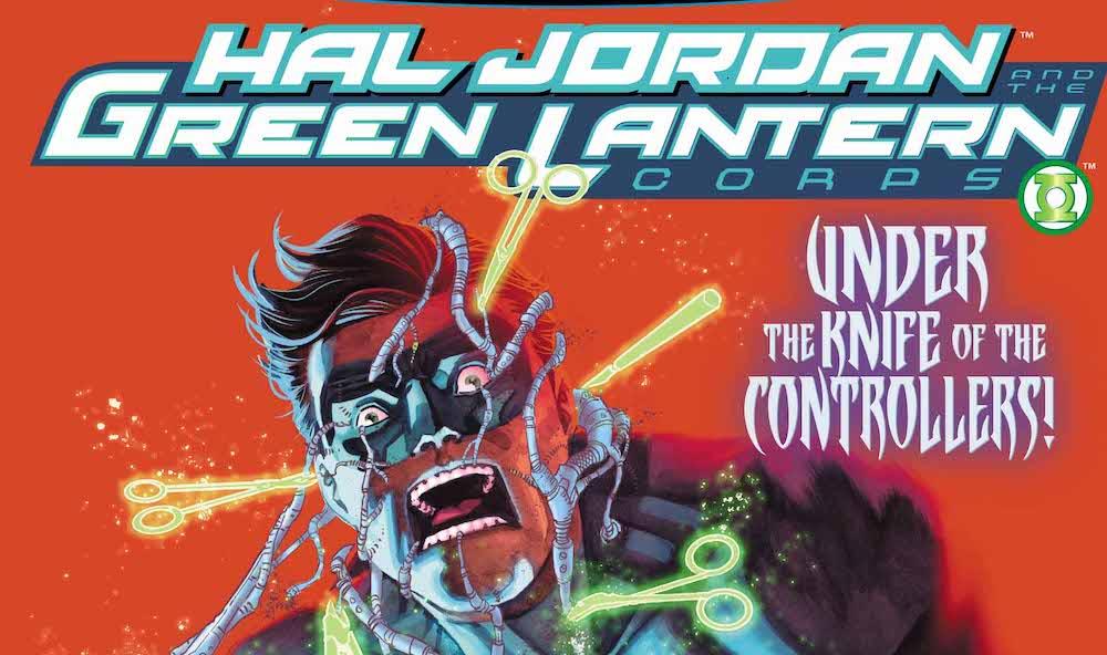 Hal Jordan & the Green Lantern Corps #33, 2017