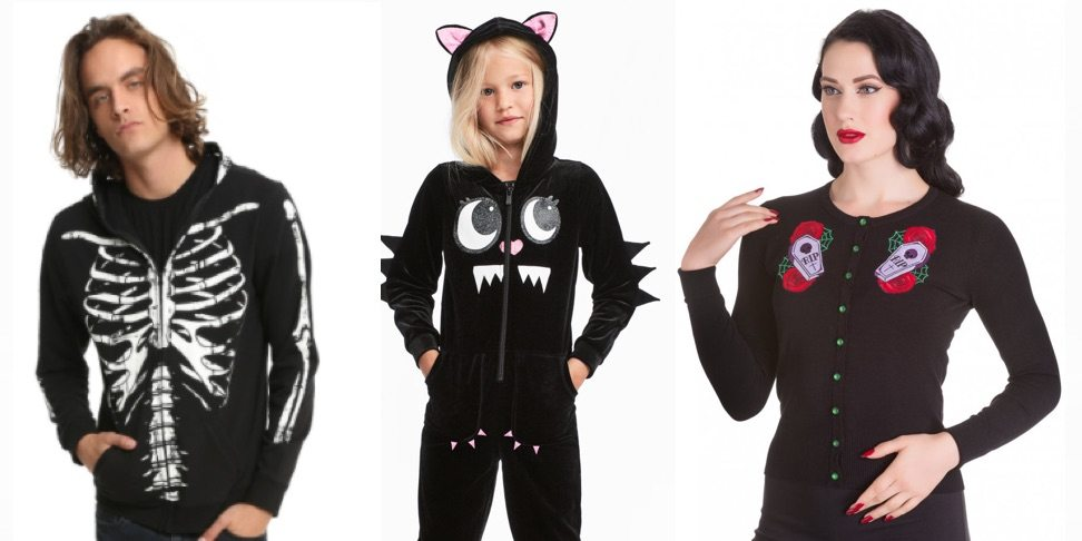 It's the Week After Halloween. Here Are the Best Halloween Clothing Sales.