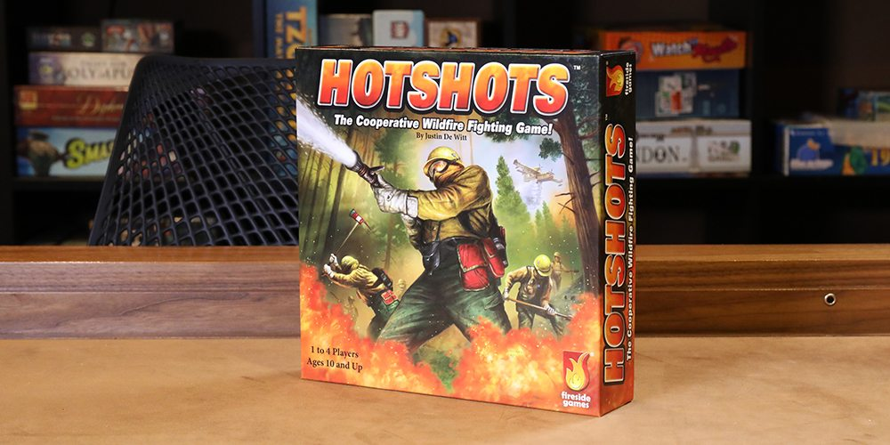 'Hotshots' Challenges Players to Fight Fires, Together