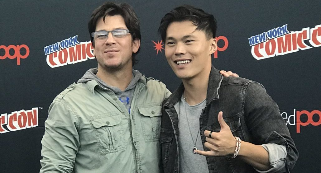 'The Librarians' Season 4: Christian Kane, John Kim, and Dean Devlin