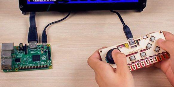 GeekDad Daily Deal: MagicKey 3-in-1 DIY MIDI Gamepad Keyboard - GeekDad