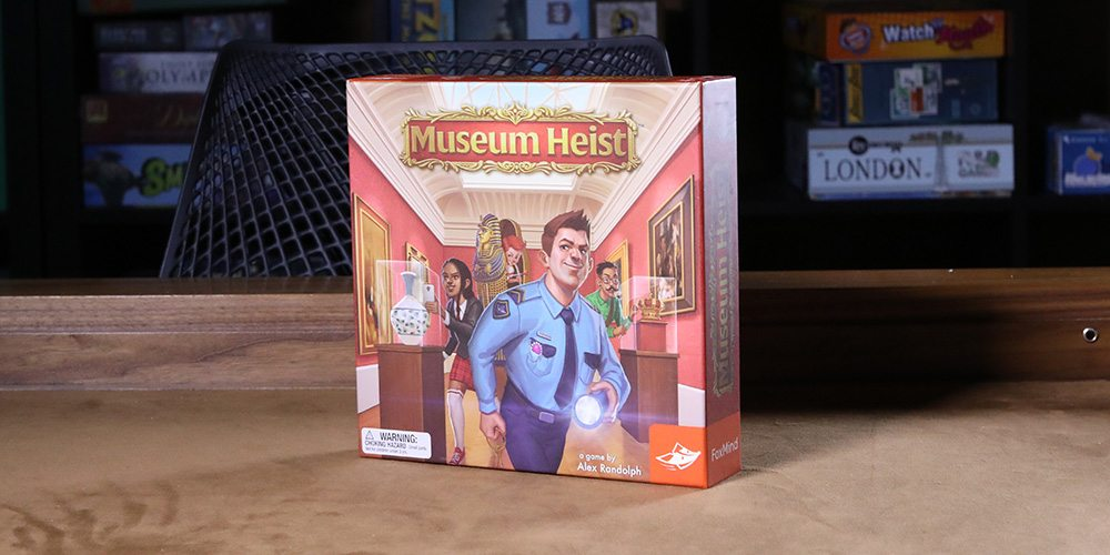 Do You Have What It Takes to Pull Off a 'Museum Heist'?
