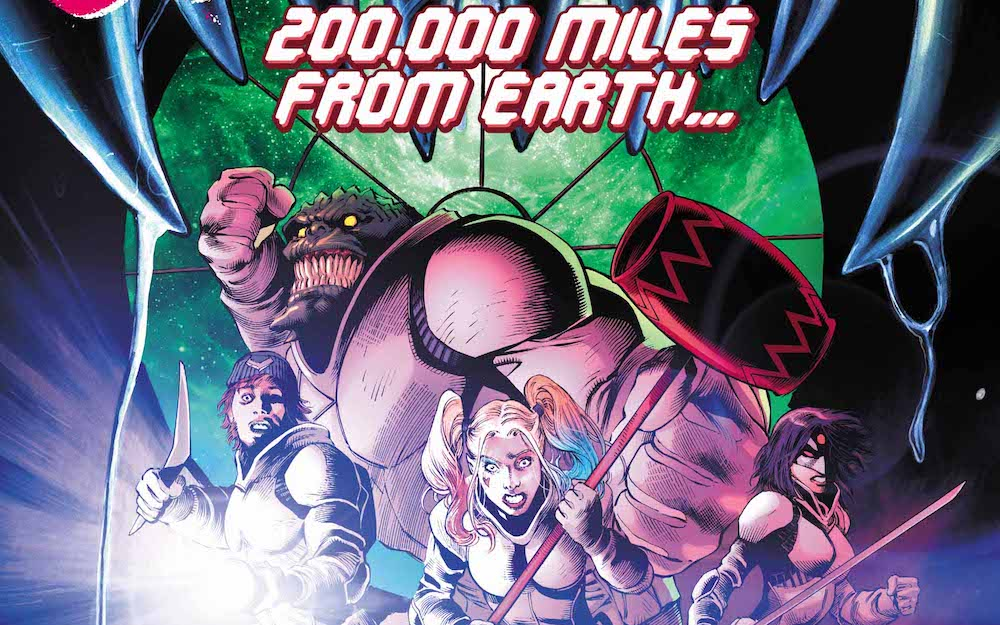 DC Comics Review – Suicide Squad #30: A Losing Battle