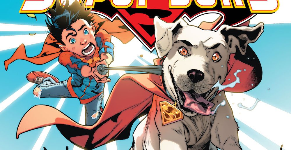 Review – Super-Sons Annual #1: Legion of Super-Pets