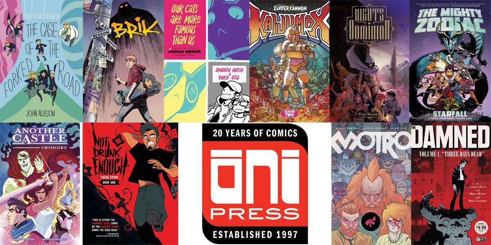 Stack Overflow: Oni Press