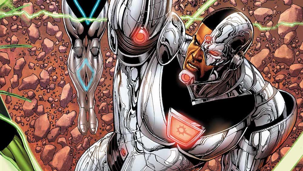 Justice League #33, 2017