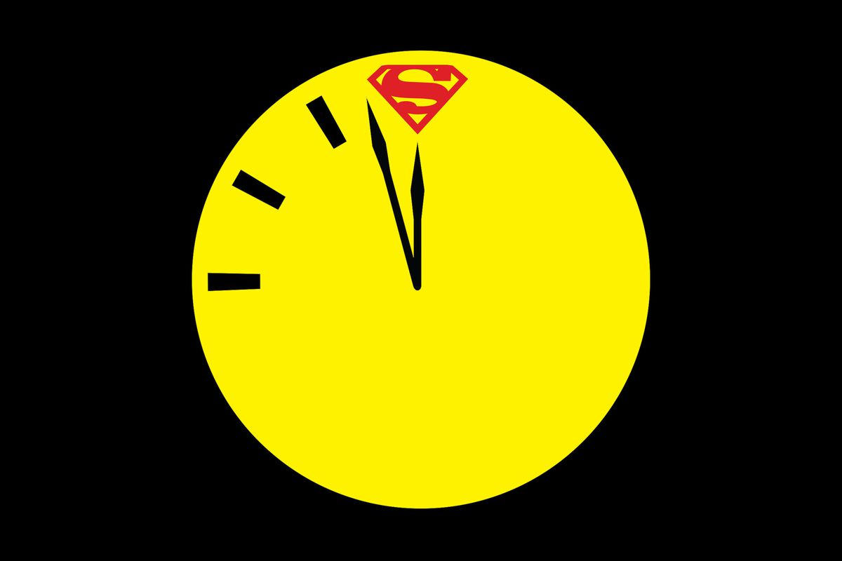 DC Comics Reviews (Advance): Doomsday Clock #1: Why Is It Ticking?