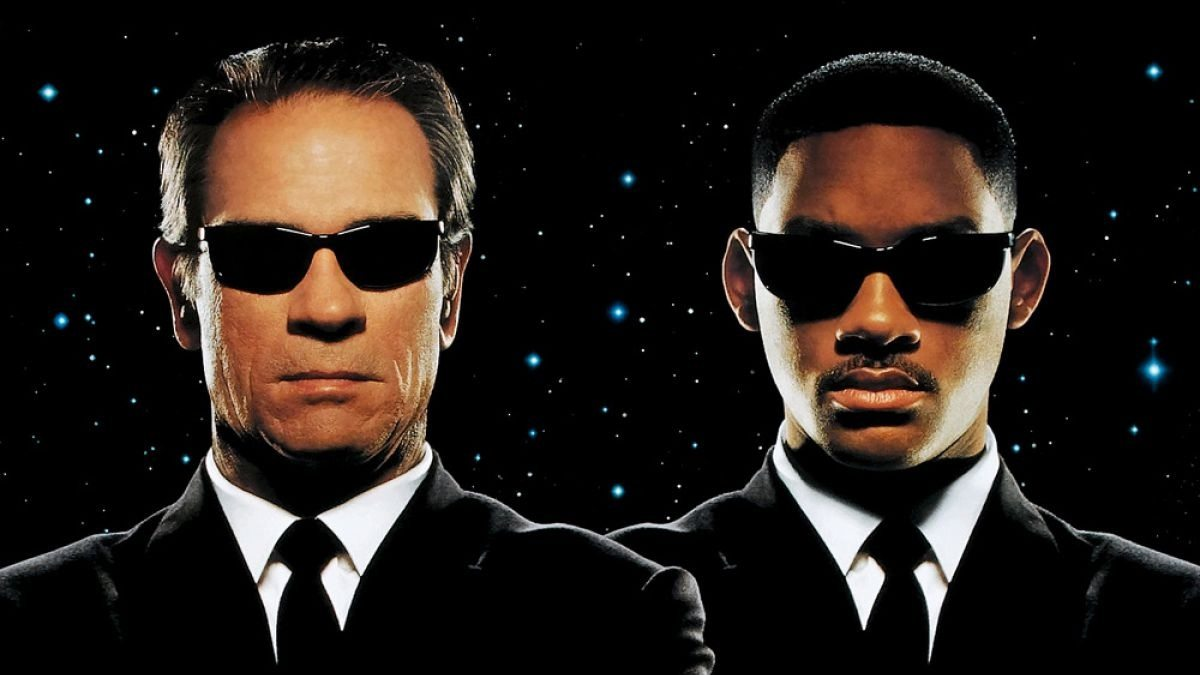 'Men in Black' Is 20 Years Old (And Now You Can Watch It on Netflix!)