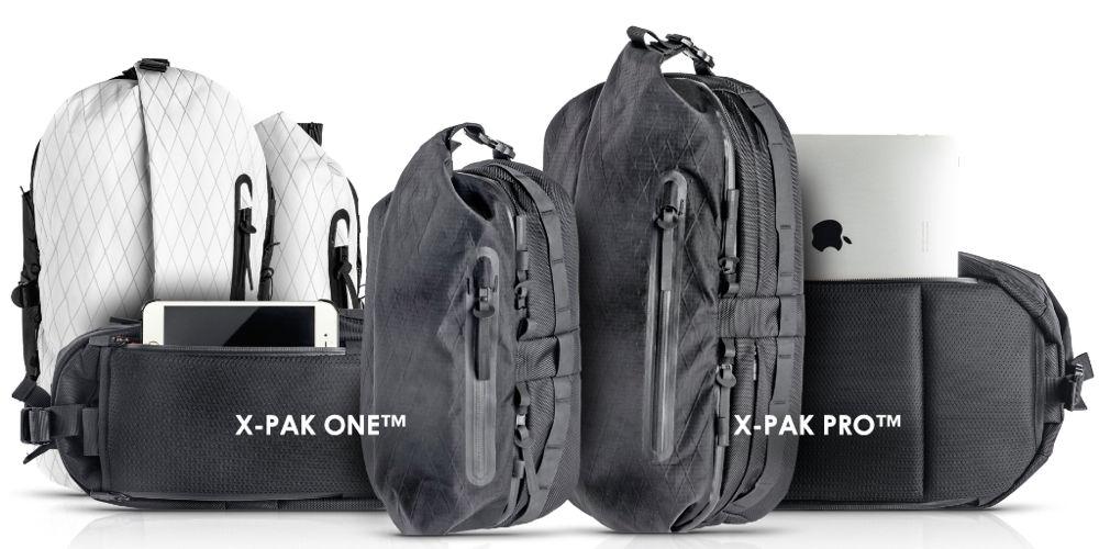 X-PAK ONE and X-PAK PRO