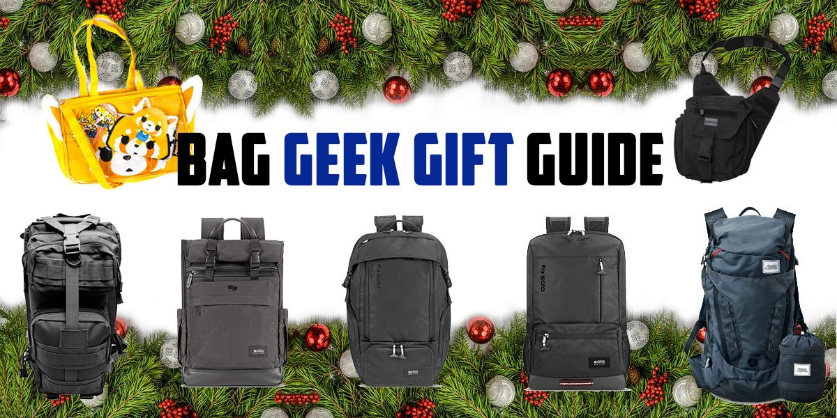 Dakster's Gift Guide for the Bag Obsessed