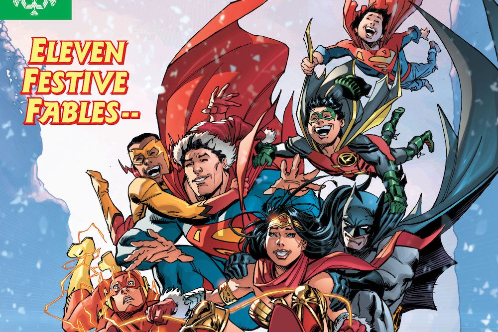 Review – DC Holiday Special 2017 #1: Instant Classic Tales
