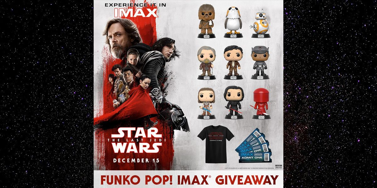 The Force Is Strong with Our 'Star Wars: The Last Jedi' Giveaway!