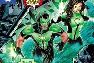 Green Lanterns #37 cover