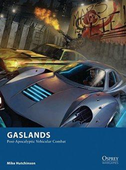 Gaslands Cover