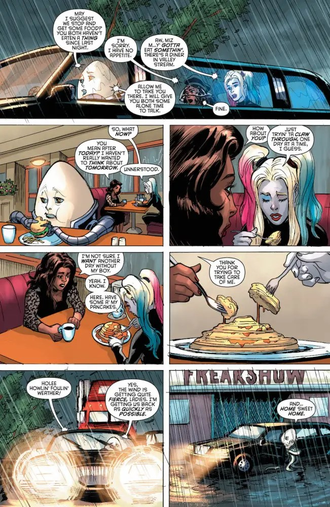 Harley Quinn #33 page 5