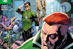Hal Jordan and the Green Lantern Corps 34