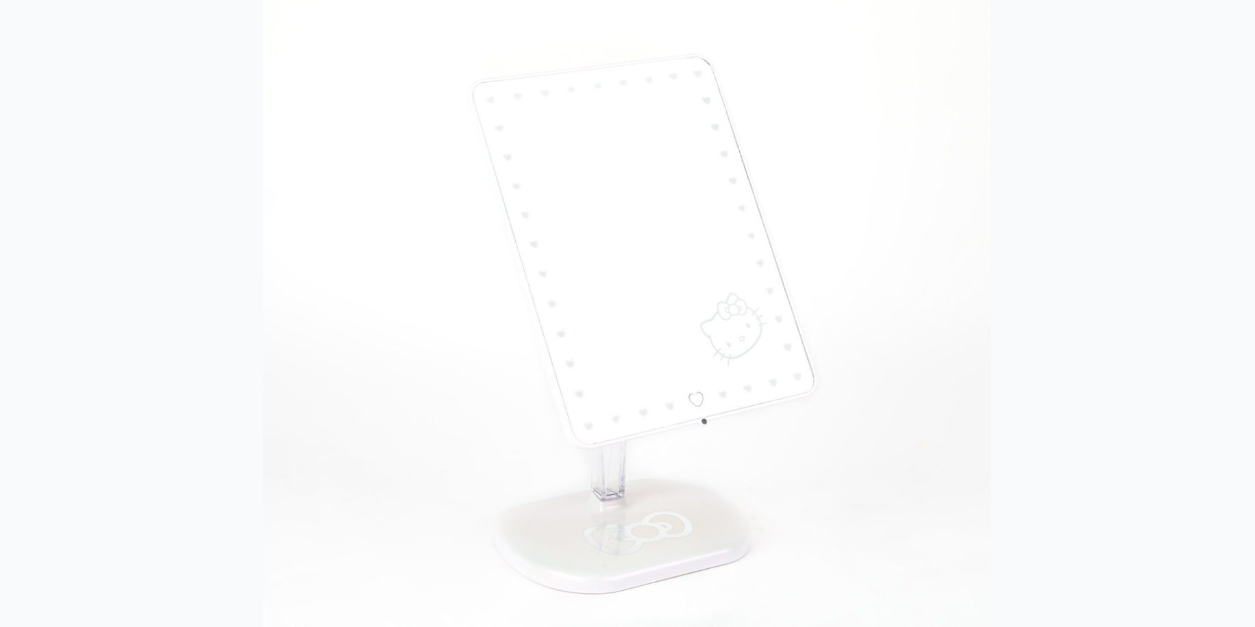 Hello Kitty x Impressions Vanity Touch Pro LED Mirror  Image: Sanrio