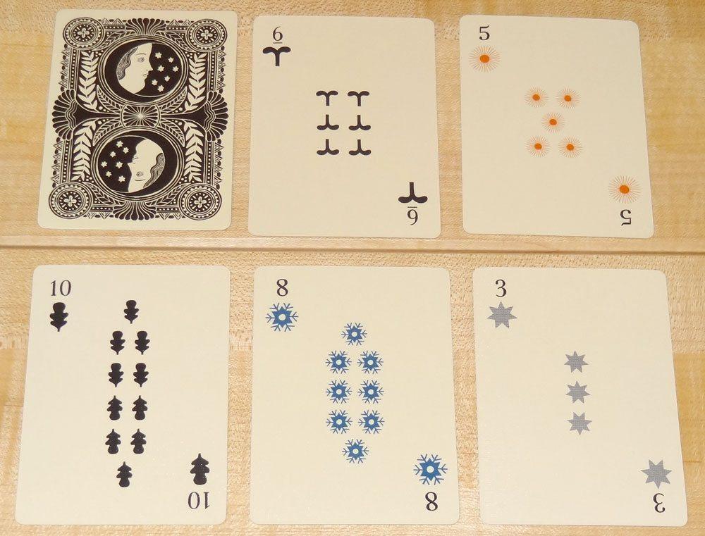 Illimat cards