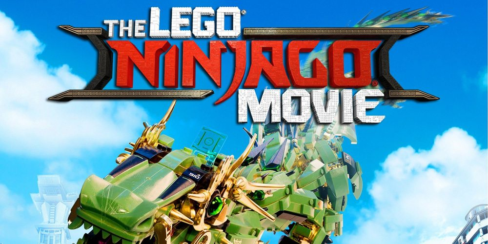 GeekDad 'LEGO Ninjago Movie' DVD Giveaway