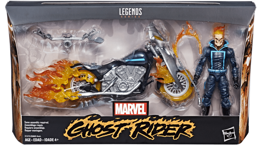 A Look At The New Marvel Legends 6 Inch Black Widow And