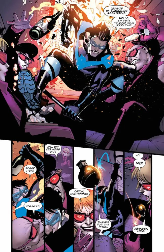 Nightwing #35, page 6