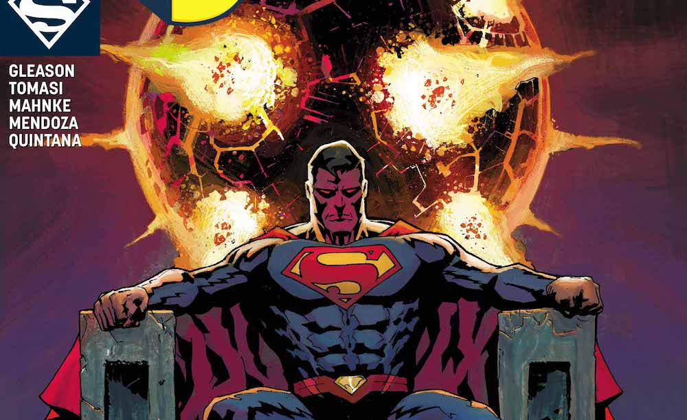 Review – Superman #36: Lois Vs. The Strawman